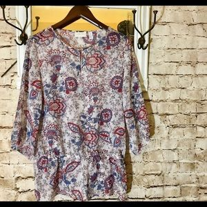 Chico's blouse size small